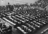 World Jewish Congress in Geneva 1953