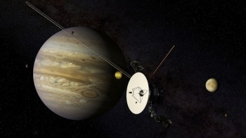 Voyager and Jupiter