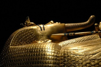 Tut-Anch-Amon - Outer coffin
