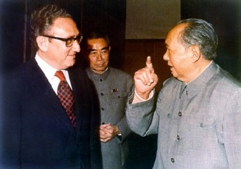 Kissinger i Mao