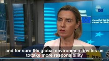 Federica Mogherini/Foreign Affairs Council (06.03.2017 r.)