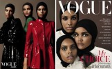 okładka Vogue Arabia